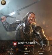 Sandor Clegane -