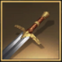 Gold Hilt Sword