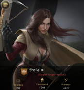 Sheila -