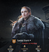Sansa Stark -