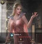 Jeane -
