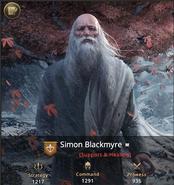 Simon Blackmyre -