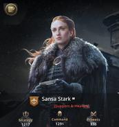 Sansa Stark --
