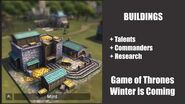 Mint - Buildings - Game of Thrones, Winter is coming