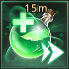 Speed Up (Heal) 15m