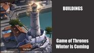 Harbor - Buildings - Game of Thrones, Winter is coming