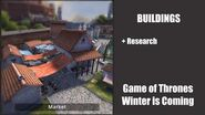 Market - Buildings - Game of Thrones, Winter is coming