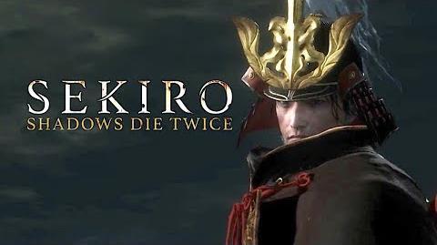 Sekiro Shadows Die Twice - Gameplay-Trailer