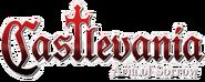 Castlevania Aria of Sorrow logo