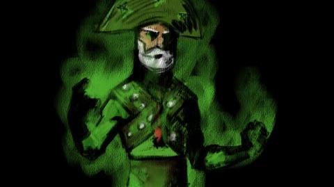 Lampião Verde - Trailer