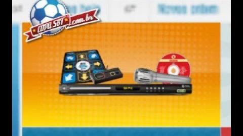 Comercial do GameGol no SBT
