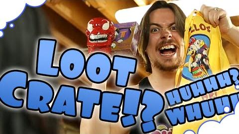 Loot Crate Oh Gosh - GrumpOut