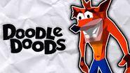 Doodle Doods Rash Bandiscoot