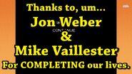 Jon Weber and Mike Villaster Karnov