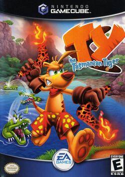Ty the Tasmanian Tiger American Gamecube Boxart.jpg