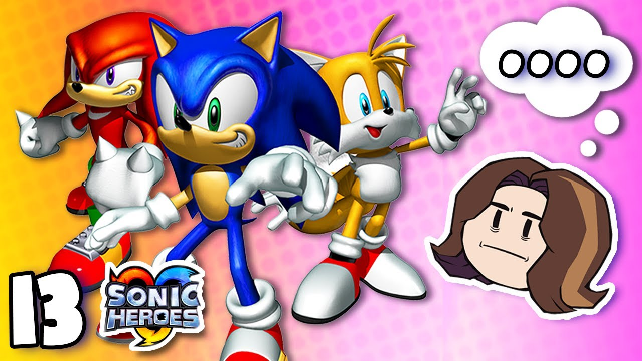 Arin shares a PRIVATE NOTE from a Sonic Heroes developer!