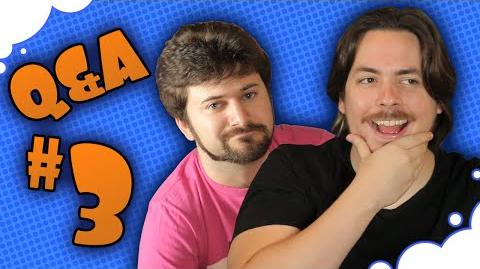 Q&A with the Grumps! - PART 3 - GrumpOut