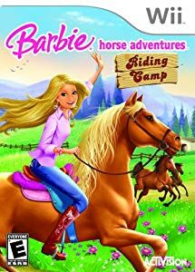 Barbie Horse Adventures; Riding Camp Wii Front Cover.jpg