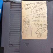 Kabuki Quantum Fighter Cartridge Game Grumps