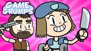 Game Grumps Animated Crate and Barrel