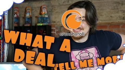 Crunchyroll? Tell Me More! - GrumpOut