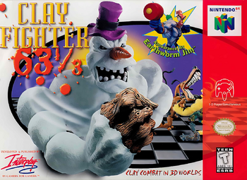 Clayfighter63⅓Cover.png