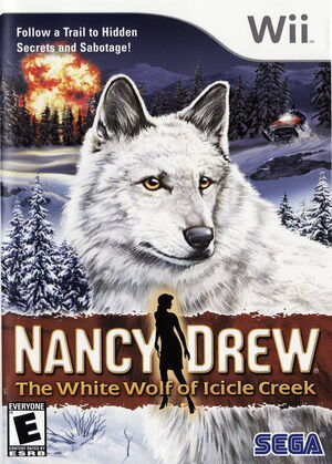 Nancy Drew The White Wolf of Icicle Creek.jpg