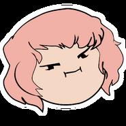 Holly Pink Hair