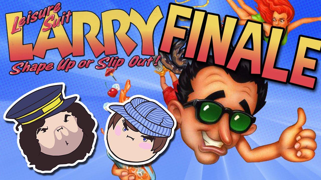 Finale (Leisure Suit Larry 6: Shape Up or Slip Out!)
