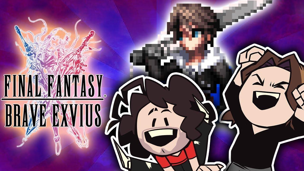 FINAL FANTASY BRAVE EXVIUS (episode)