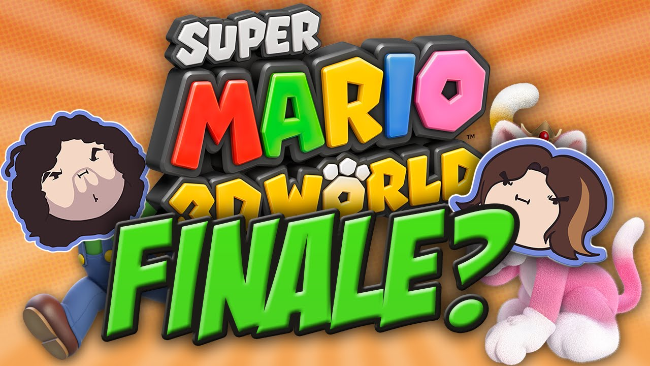 Finale? (Super Mario 3D World)