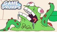 Game Grumps Animated Nega Yoshi
