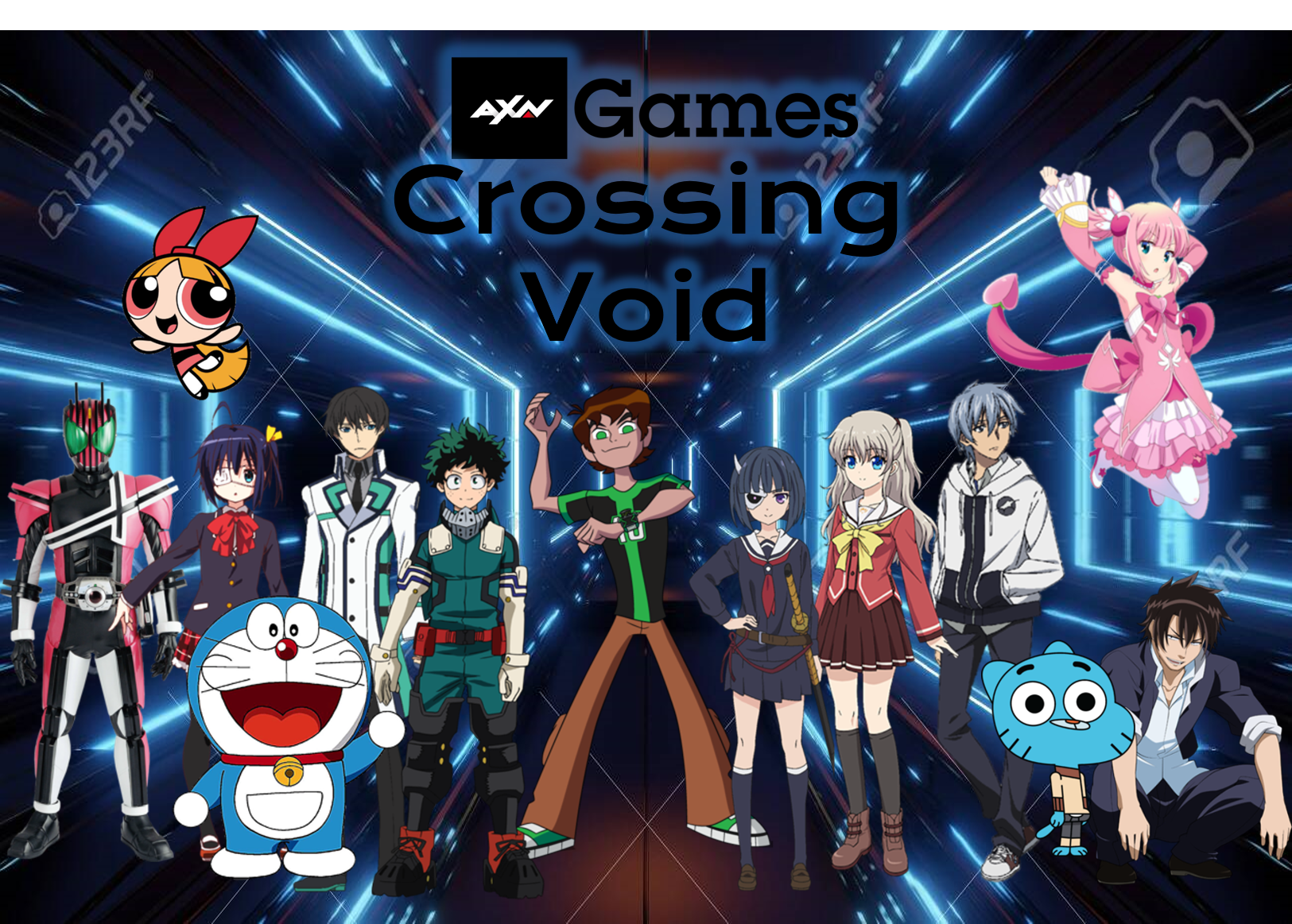 AXN: Crossing Void