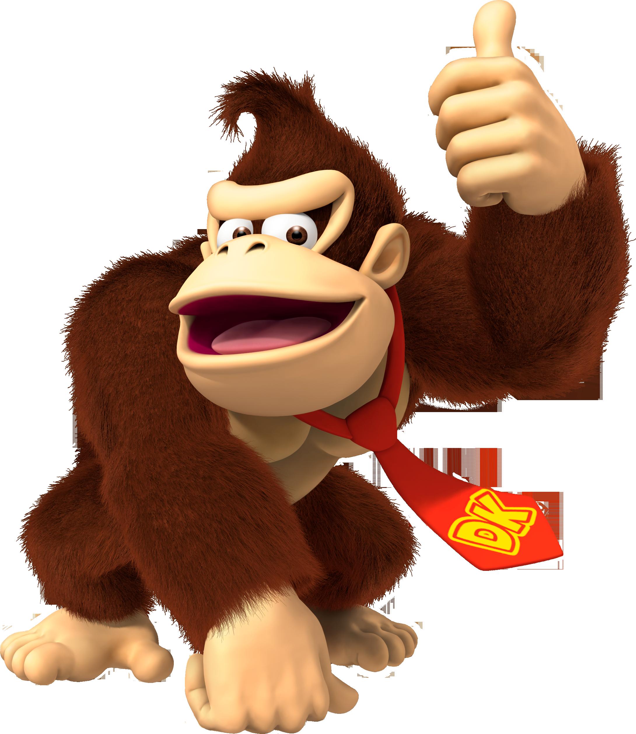 Donkey Kong (Nintendo vs. Capcom)