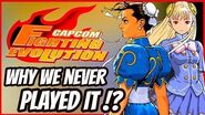 The MAD Story of CAPCOM FIGHTING EVOLUTION & Why NO ONE PLAYED IT!? – RARE GAMING HISTORY