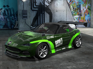 NFS ProStreet 2 - Mazda MX-5 (Drift Infantry)