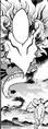 Quetzalcoatl Dragon form Manga