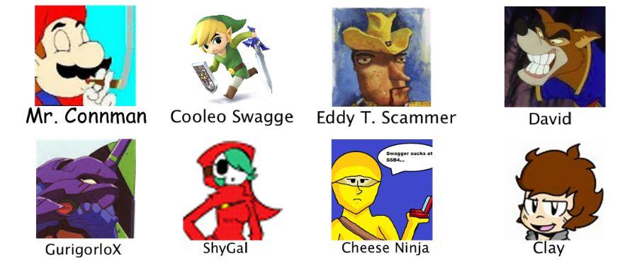 Conn, Swagge n' Eddy V.S. Sonichu