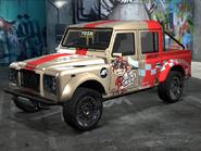 NFS ProStreet 2 - Land Rover Defender (Monky London)