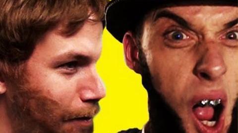 Abe Lincoln VS Chuck Norris Epic Rap Battles of History 3