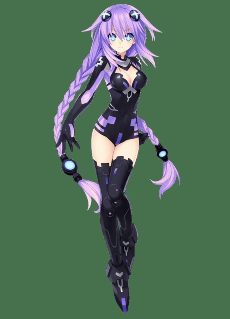 Neptune/Purple Heart