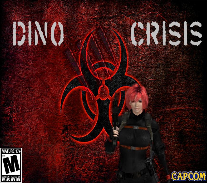 Dino Crisis (reboot)