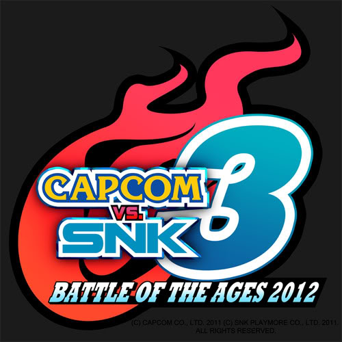 Capcom vs. SNK 3: Battle of the Ages 2012