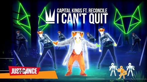 Capital Kings - I Can't Quit (ft Reconcile). Reconcile) - Christian Just Dance
