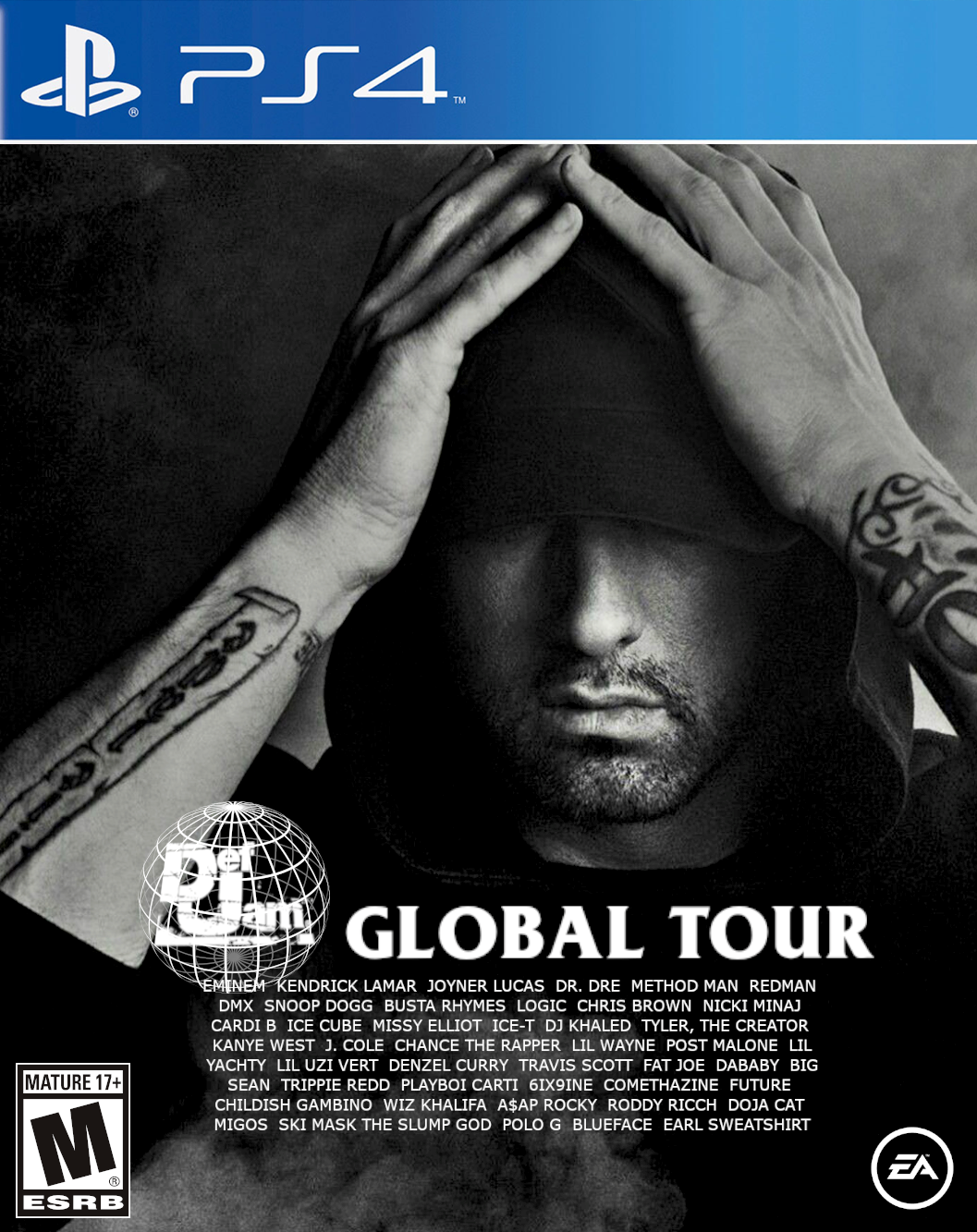 Def Jam: Global Tour