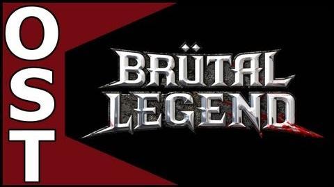Brütal Legend OST - Complete Original Soundtrack HQ