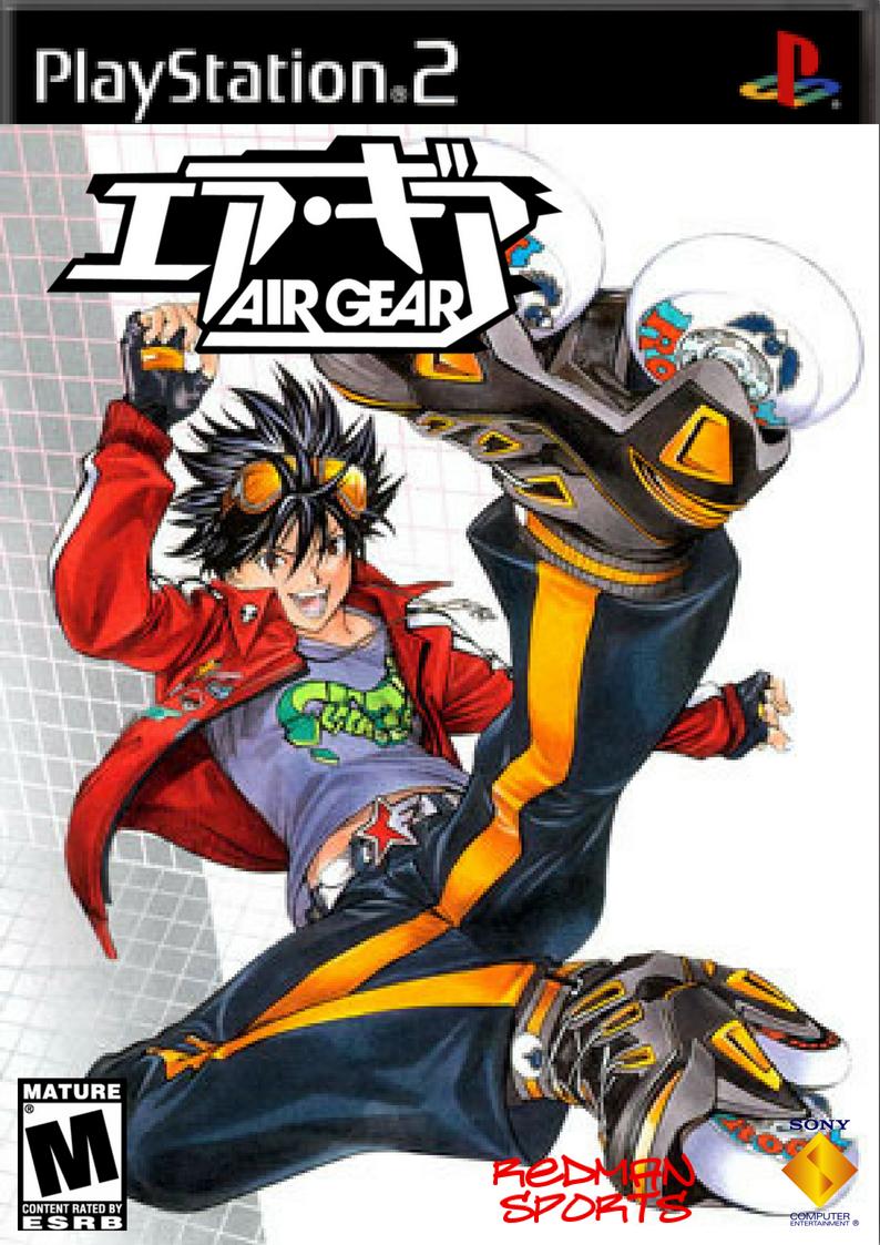 Air Gear (2007 Video Game)