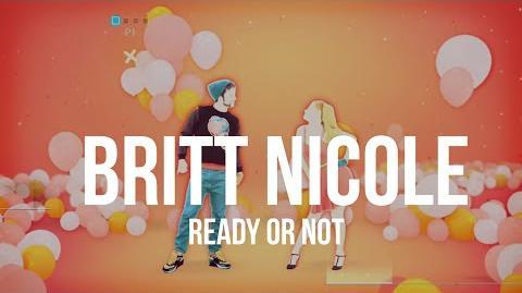 Britt Nicole - Ready or Not (ft. Lecrae) - Christian Just Dance