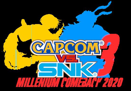 Capcom Vs. SNK 3: Millennium Comeback 2020