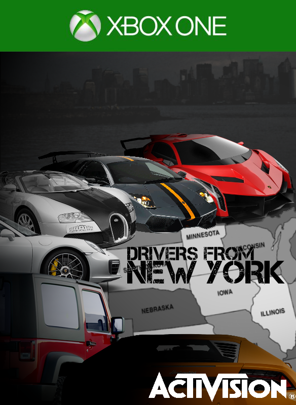 Drivers from New York